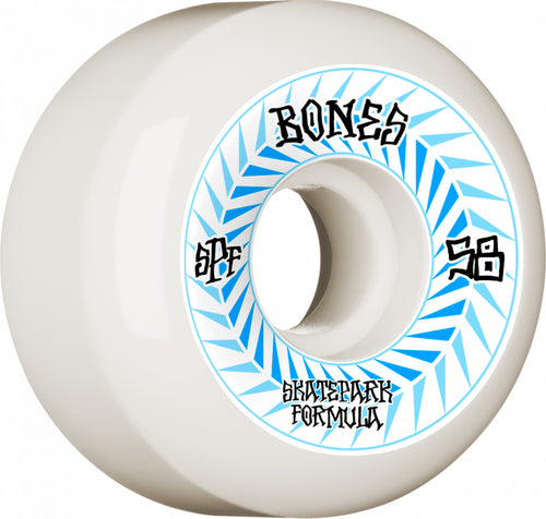 Bones Wheels Spines 58mm 84B Sidecut