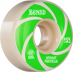 Bones Wheels Patterns 53mm 99A Standard