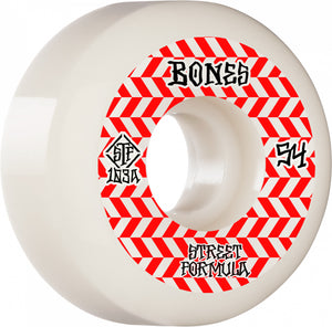 Bones Wheels Patterns 54mm 103A Sidecut