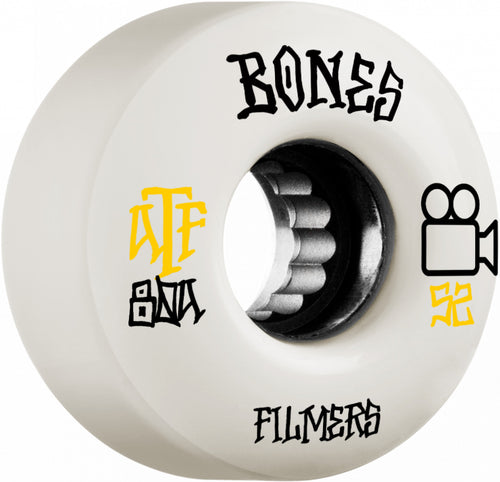 Bones Wheels Filmers ATF 52mm 80A