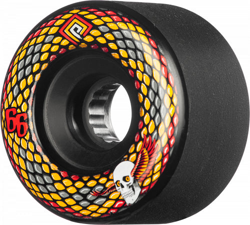 Powell Peralta Snakes 66mm 75A Black