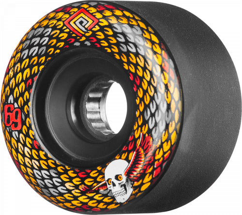 Powell Peralta Snakes 69mm 75A Black