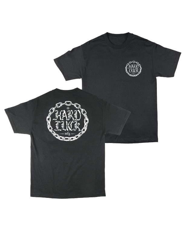 HARD LUCK MFG. Chain T-SHIRT