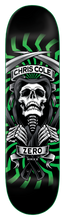 Load image into Gallery viewer, Zero Skateboards Cole - MMXX Reaper Skateboard Deck w/mob