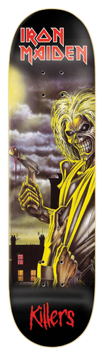 Zero Iron Maiden - Killers Skateboard Deck