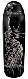 Zero Thomas - Liberty Or Death 9.5 Cruiser Skateboard Deck