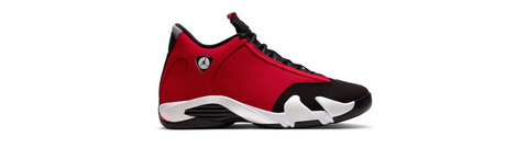 JORDAN 14 RETRO GYM RED TORO
