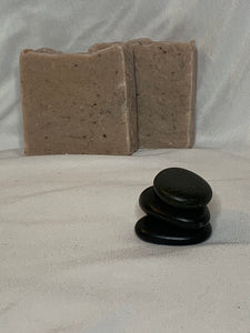Lavender body bar