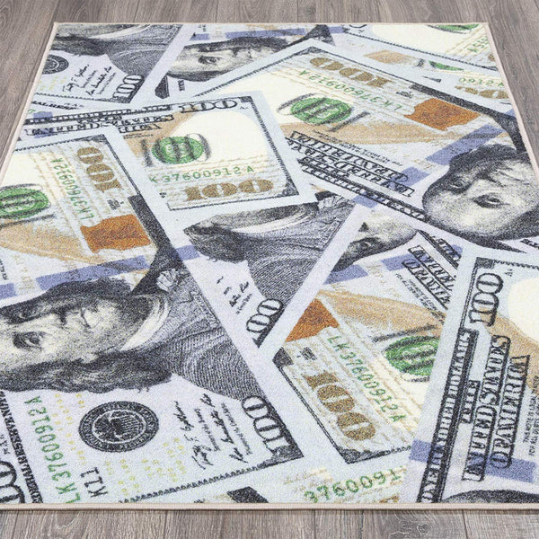 The Money Rug Allover Print