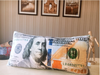 The Money Throw Pillow