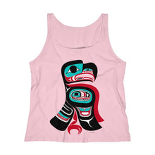 Load image into Gallery viewer, Eagle Relaxed Jersey Tank Top