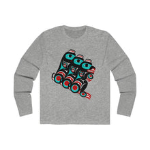Load image into Gallery viewer, Bear Men's Long Sleeve Crew Tee