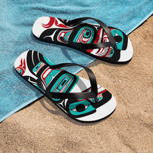 Load image into Gallery viewer, Unisex Flip-Flops