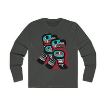 Load image into Gallery viewer, Eagle Men's Long Sleeve Crew Tee