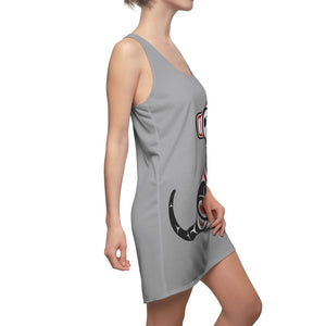Women's Wolf Racerback Dress