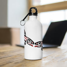 Load image into Gallery viewer, Killer Whale Stainless Steel Water Bottle