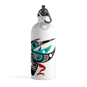 Hummingbird Stainless Steel Water Bottle