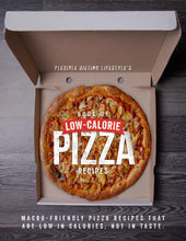 Load image into Gallery viewer, Low Calorie Pizza Book