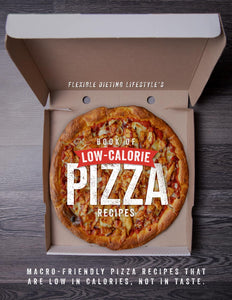 Low Calorie Pizza Book