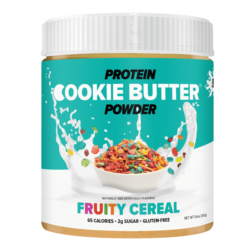 Limited Edition Fruity Cereal
