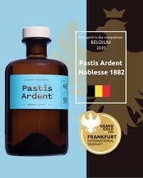 Pastis Ardent - Noblesse 1882