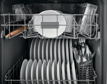 Load image into Gallery viewer, Frigidaire 60-Decibel Front Control 24-in Built-In Dishwasher (Black) ENERGY STAR