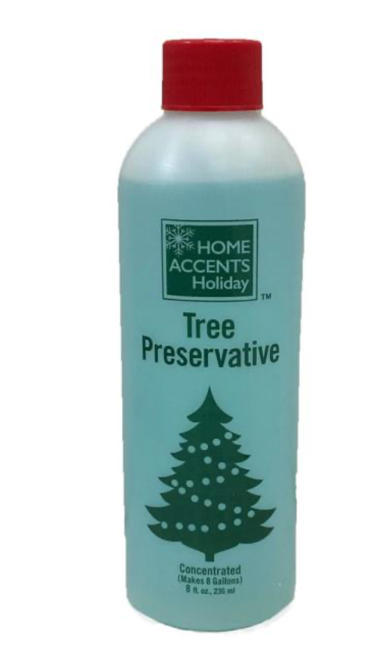 8 oz. Christmas Tree Preservative