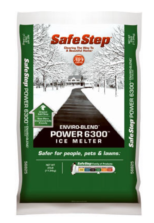 Safe step Power 6300 Enviro Blend 50 LB Premium Ice Melter