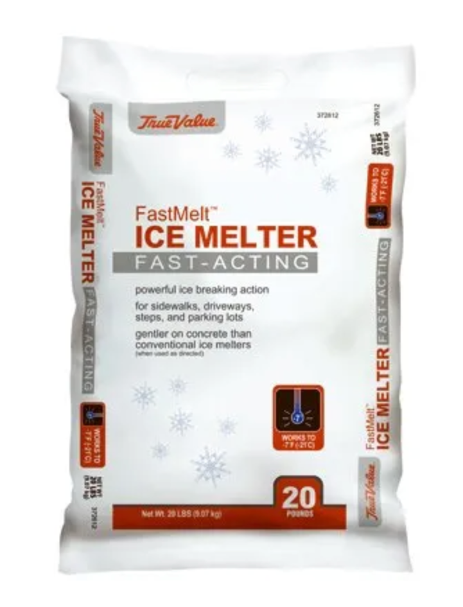 FastMelt Ice Melter, 20-Lbs