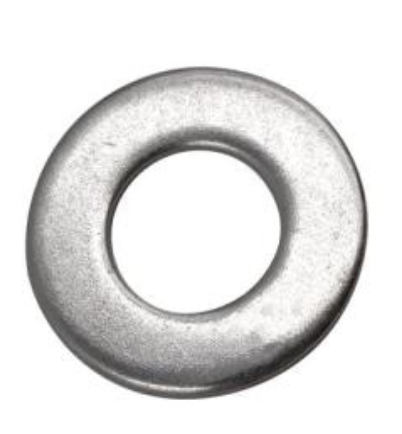 3/8 in. Stainless Steel Flat Washer (25-Pack) by Everbilt