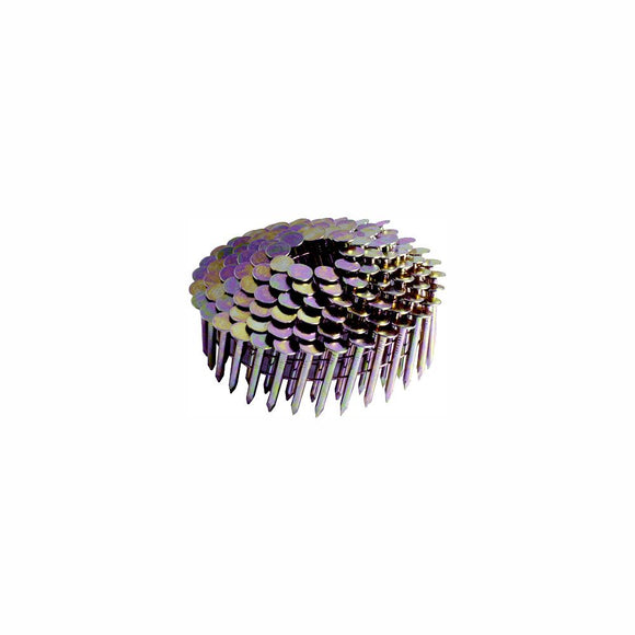 Grip Rite 1-1/4 in. Smooth Galvanized Coil Roofing Nails (7200-Pack)