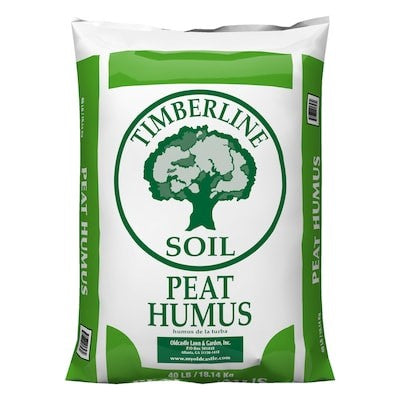 Timberline 40-lb Humus Compost