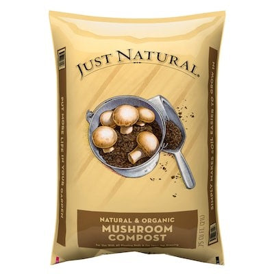 Just Natural 0.75-cu ft Organic Mushroom Compos