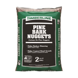 Timberline 2-cu ft All Natural Pine Bark Nuggets