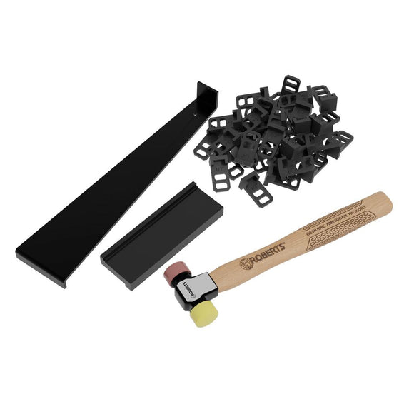 Roberts Pro Flooring Installation Kit for Vinyl, Laminate and Hardwood Flooring