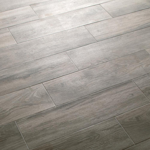 Shadow Wood 6 in. x 24 in. Porcelain Floor and Wall Tile (14.55 sq. ft. / case)