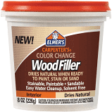 Elmer's Carpenter's Natural Wood Filler 8 oz. - Denali Building Supply