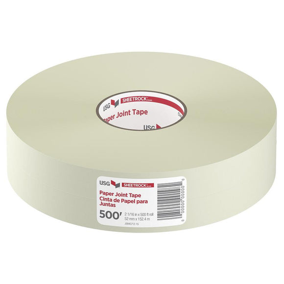 500 ft. Heavy Drywall Joint Tape - Denali Building Supply