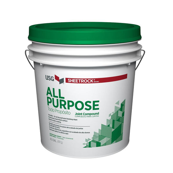 4.5 Gal. All-Purpose Pre-Mixed Joint Compound - Denali Building Supply