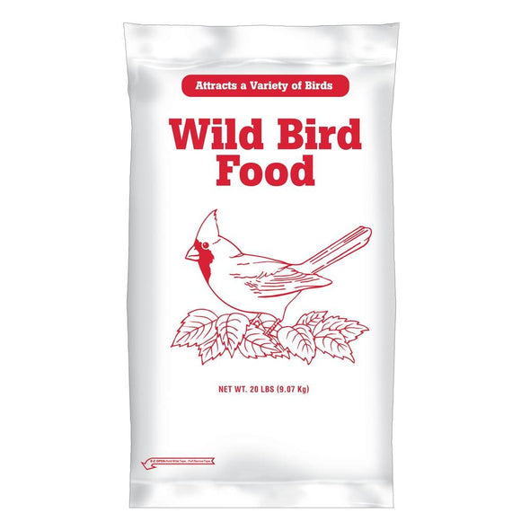 20 lb. Economy Wild Bird Food - Denali Building Supply