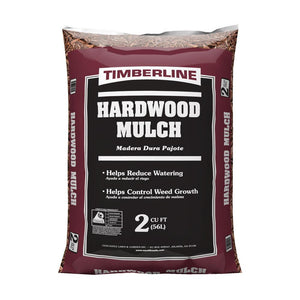 2 cu. ft. Shredded Hardwood Mulch - Denali Building Supply