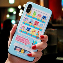 Load image into Gallery viewer, Kawaii Snacks Phone Case for iphone 6/6s/6plus/7/7plus/8/8P/X/XS/XSmax PN0555