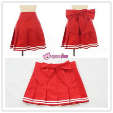 Load image into Gallery viewer, Daily Cosplay [Sailor Moon] Sailor Mars Hino Rei Red Seifuku Unfirom SP151743-SP151744
