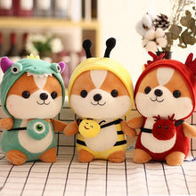 Load image into Gallery viewer, 4 Colors Cute Shiba Squad SS056