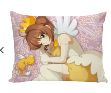 [NKO Design] CardCaptor Sakura Cherry Blossom Bedding SP167772