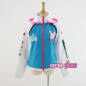 Final Stock! Overwatch Long Sleeve Hoodie Coat SP167874