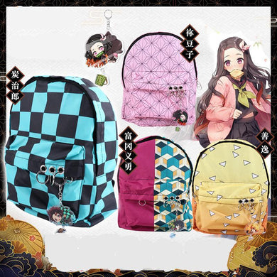 Kimetsu no Yaiba Characters Backpack SP14521