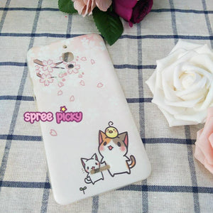 Sakura Cat Phone Case for Any Phone SP1710080