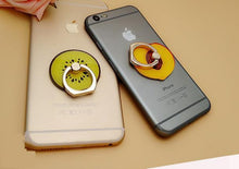 Load image into Gallery viewer, Kawaii Fruit Phone Holder Ring SP166486