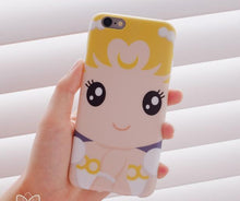Load image into Gallery viewer, Sailor Moon Chibi Serenity Phone Case SP165188